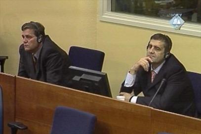 Milan and Sredoje Lukic