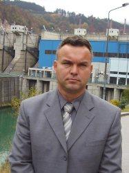 Drazen Knezevic, former police chief in Visegrad.