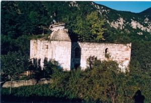 Visegrad-Zlijeb-srusena dzamija
