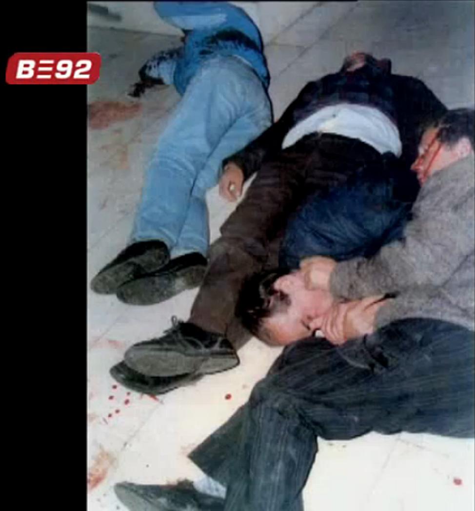 Bosniaks tortured at Vilina Vlas in 1992   Visegrad Genocide